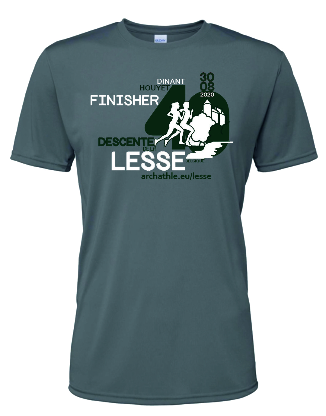 Tee shirt Finisher